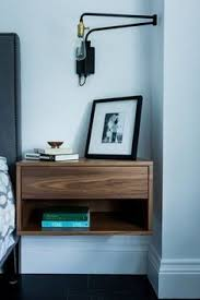 Pallet Floating Shelves by Reclaimed Pallet Wood Floating Shelf With Hidden By Shueboxed