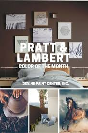 loam reigns as pratt u0026 lambert u0027s color of the month for september