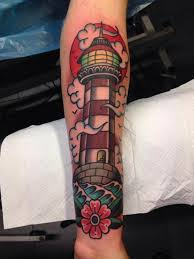Lighthouse Tattoo Ideas 35 Light House Tattoos And Meanings