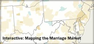 Seeking You Re Not Married The Best And Worst Cities For Looking To Pew