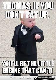 Godfather Meme - godfather baby meme mobster baby lol pinterest meme baby