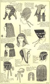 modern egyptian hairstyles art and fashion of ancient egypt yours truly zhivali