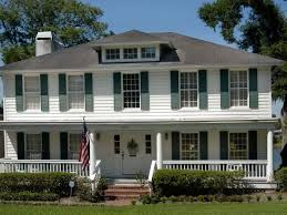 Colonial Home Stunning Front Porch Designs For Colonial Homes Images House