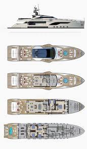 yacht floor plans wider yachts 125 designboom09 jpg 818 1390 yachts pinterest