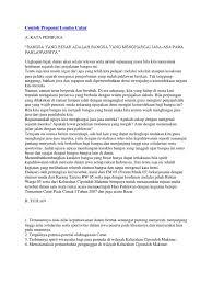 membuat proposal bazar contoh proposal lomba catur dokumen tips