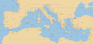 Nautical Maps Imray Nautical Charts Mediterranean