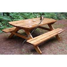 34 best picnic tables images on pinterest benches backyard and