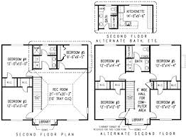 5 bedroom country house plans country style house plan 5 beds 3 50 baths 2750 sq ft plan 11 210
