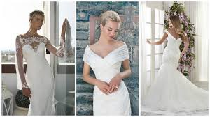 civil wedding dress top 25 the shoulder wedding dresses to suit your shape