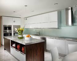 Glass Backsplashes For Kitchens by Kitchen Glass Backsplash Houzz