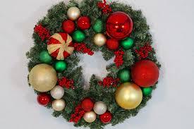 easy diy christmas wreath for under 17