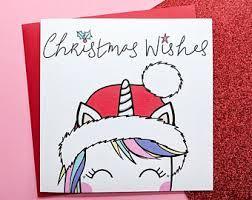 pandicorn card kawaii card handmade cute panda card kawaii