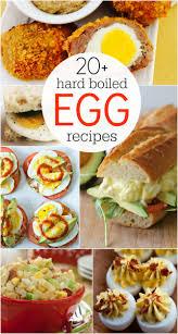 Dinner Egg Recipes 20 Hard Boiled Egg Recipes Dinner Ideas Healthy Healthy Lunch
