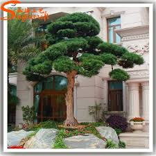 new style of artificial pine trees decorative pine trees for home