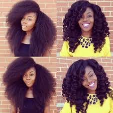 sewing marley hair crochet hair that looks like a sew in creatys for