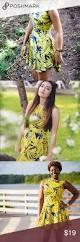 h u0026m palm leaf dress leaf prints palm and high low