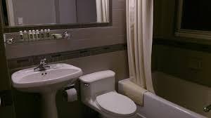 Basic Bathtub Basic Bathroom With Shower Bathtub Combo Picture Of Hotel