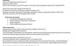 Vet Tech Resume Samples by Welding Resume Sample Resumedoc