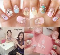 Nailtam2na Shopping In Seoul Meejmuse Mani Monday Bio Sculpture Gel Nail Art Beauty