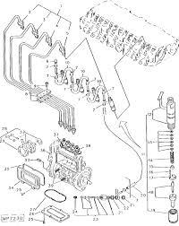 injector return line leaking john deere 870 ifixit