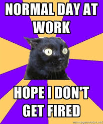 Anxiety Cat Meme - anxiety cat image gallery know your meme