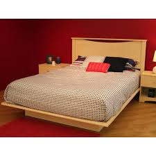 wexford upholstered platform bed modern shops and beds
