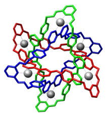 borromean ring molecular borromean rings