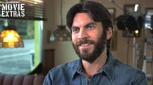 wes bentley american horror pete u0027s dragon on set with wes bentley u0027jack u0027 interview youtube