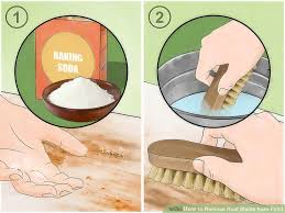 How To Remove Rust Stains From Bathtub Naturally How To Remove Rust Stains From Paint 10 Steps With Pictures