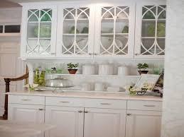 excellent kitchen hutch glass doors