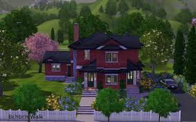 Halliwell Manor Floor Plan by Mod The Sims Halliwell Manor