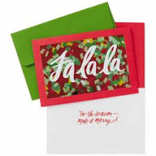 hallmark cards boxed christmas cards the paper store