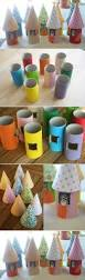 51 hopelessly adorable diy christmas decorations toilet paper
