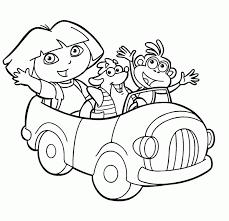 baby elmo cartoon kids coloring