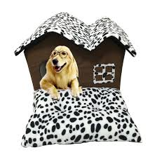 well wreapped pet house cat bed with indoor removable cushion mat