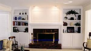 fireplace and bookcase ideas popular home design creative at