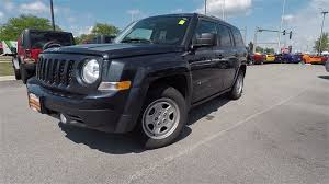 patriot sport jeep certified pre owned 2015 jeep patriot sport 4d sport utility in st