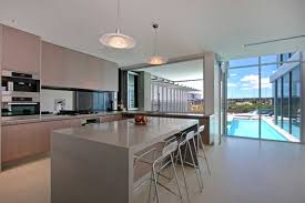 huge modern kitchens modern beach house kitchen home norma budden