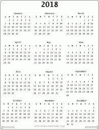 Kalender 2018 Free 2018 Calendar Template Weekly Calendar Template