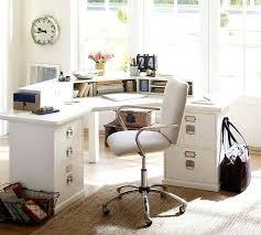 Felix Corner Desk White Office Corner Desk Home Office White Corner Computer Desk