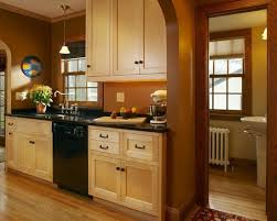 Kitchen Paint Colors With Maple Cabinets 29 Best Imagining Black Doors On Maple Cabs Images On Pinterest