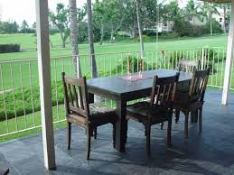 table and chair rentals big island 85 best big island hawaii vacation rentals images on pinterest