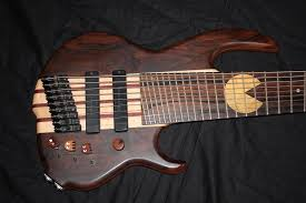 9 string fanned fret sold just for men custom conklin 9 string sidewinder holy pacman