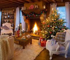 christmas homes decorated decorating ideas for country homes country christmas decorating