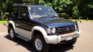 mitsubishi pajero 1992 1994 mitsubishi pajero 1 no reserve cash4cars sold youtube