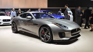 2018 jaguar f type becomes a tamer kitty with new 2 0 liter engine