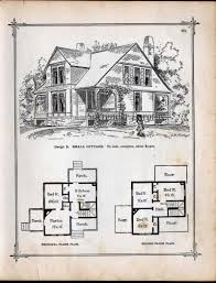 Authentic Victorian House Plans Small Victorian Homescottage House Plans Houseplans Com Tiny