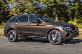 mercedes 4matic suv price 2016 mercedes glc class pricing for sale edmunds