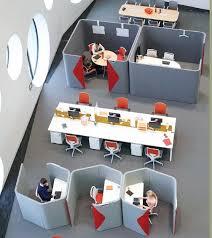 mobilier bureau open space open space avec possibilité de s isoler office design