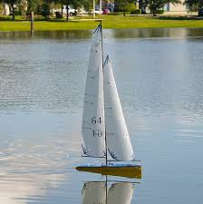 how to get started with rc sailboats tested